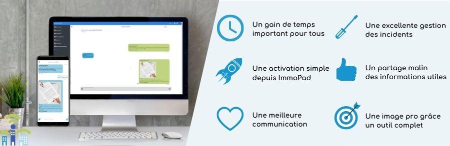 Pour résumer, TOTEiM c'est un gain de temps, une activation simple, une meilleure communication, une excellente gestion des incidents, une partage des informations utiles et une image pro.
